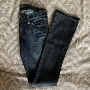 Lucky Brand Jeans - Zoe boot - size 0/25